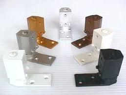 pivotes para aluminio